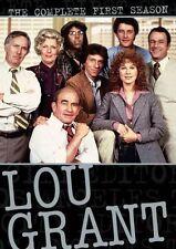 LOU GRANT: COMPLETE FIRST SEASON - DVD - Region 1