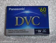 Panasonic DVC SP 60 LP 90 MiniDV Digital Video Cassette AY-DVM60EJ (Brand N