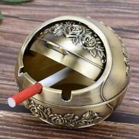 Metal Ashtray Ash Tray Cigaret Smoke Butt Home Decoration Smoking Accessories