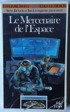 LDVELH - Défis Fantastiques 12 - Le Mercenaire de l'Espace /Jackson-Folio junior
