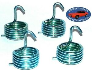68-85 GM Chevy Pontiac Headlight Head Light Lamp Bucket Adjuster Springs 4pc D