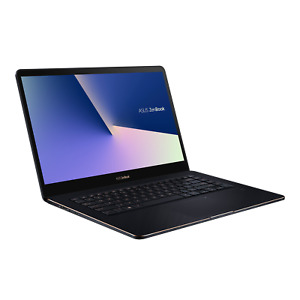 Asus Zenbook Pro UX550VD 15,6 FHD i7-7700HQ 16GB 512GB-SSD GTX1050-4GB Win10