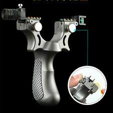 Catapult Rubber Elastic Band Slingshot High Precision Flat Non-Slip NIGHT Light