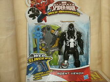 "Marvel'S ULTIMATE SPIDER-MAN: l'AGENTE Venom ""web-WARRIORS 's Web Slinger età 4+"