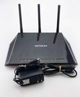 Netgear AC1750 1300Mbps Gigabit Wireless AC Router R6400-100NAS Fair Shape