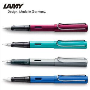 LAMY AL-Star Fountain Pen - Graphite, Blue, Purple & Turmaline RRP $74.95 Safari