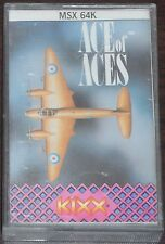 MSX 64K. Ace of Aces