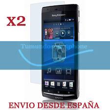 2x PROTECTOR DE PANTALLA SONY ERICSSON XPERIA ARC X12 / XPERIA ARC S