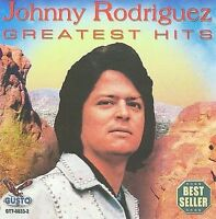 JOHNNY RODRIGUEZ - GREATEST HITS [K-TEL] USED - VERY GOOD CD