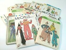Vintage Sewing Patterns Junk Drawer Lot 15 Mixed Craft Costumes School Design