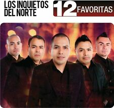 Inquietos Del Norte, Los Inquietos del Norte - 12 Favoritas [New CD]