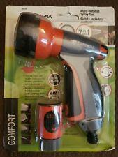 Gardena Comfort 33121 multi purpose spray gun 7 in 1 with quick connect