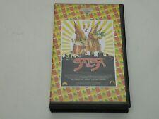 SALSA - FILM/DOCUMENTARIO - VHS - FONIT CETRA 80 MINUTI - PAL - BUONE COND. V10