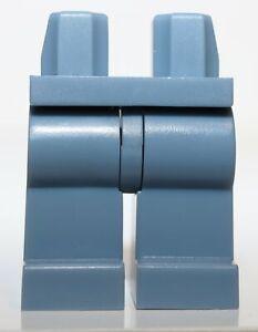 Lego Sand Blue Minifig Legs w/ Hips NEW