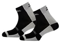 Pack 2 pares calcetines Spiuk anatomic medio negro / gris Talla 40/43
