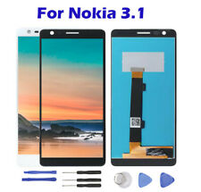 """For Nokia 3.1 2018 5.2"""" LCD Display Touch Screen Digitizer Replacement New AAA"""