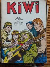 KIWI  No 183< 1970< BLEK