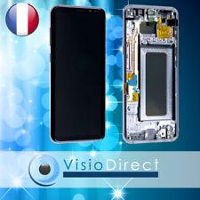 Vitre tactile + Ecran LCD sur chassis pour Samsung Galaxy S8 Plus G955F violet