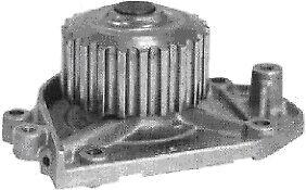 Protex Water Pump PWP4012 fits Honda CRX 1.6 i VTi (EG2) 118 kW