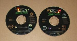 Splinter Cell: Double Agent (Game Only) Nintendo GameCube Fast Shipping