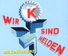 Wir sind Helden Die Konkurrenz (2008)  [Maxi-CD]