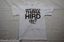 PETER KAY WHAT WOULD THORA HIRD DO? TOUR T SHIRT SMALL NEW OFFICIAL RARE COMEDY