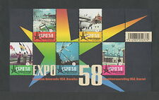 België blok nr. 158 xx -  Expo '58 -  postprijs
