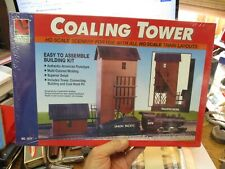 Life-Like Trains HO Scale Building Kit Coaling Tower No. 1377 New in Box