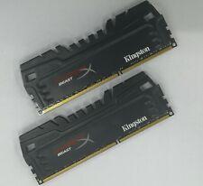 Kingston  8GB Kit / 2 x 4GB DDR3 2133MHz RAM HyperX Beast KHX21C11T3K2/8X   XMP
