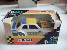 Polistil Opel Ascona 400 in White on 1:40 in Box