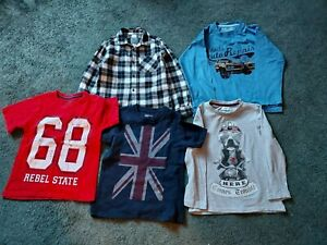 Boys Clothes Bundle Age 6-7 Years. Primark, Gap Kids, F&F.