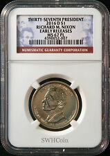 2016-D $1 Richard M. Nixon - Presidential Dollar - NGC MS67 PL (Proof-Like) - ER