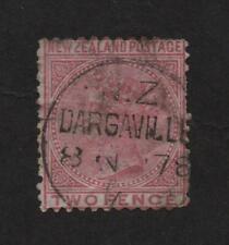 New Zealand 52b (Perf 12) used .. 2021 Scott=$210.00