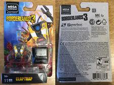 Mega Contrux – Heroes Series – Claptrap (Borderlands 3) – NEW