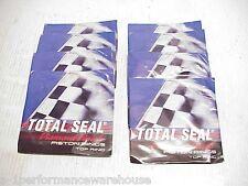 8 NEW Total Seal Diamond Finish Piston Rings 4.1750-0385-125 CAST NAP DF (NO