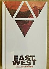 East of West Exclusive Edition HC Jonathan Hickman Image SEALED RARE TV show
