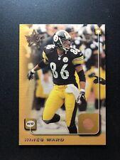 1999 Leaf Rookies and Stars Football Card #153 Hines Ward