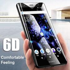 6D Tempered Glass For Sony Xperia XA2/XA2 Ultra XZ3 XZ1 XA Full Screen Protector