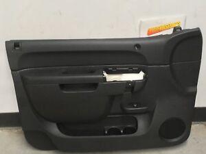GM OEM Front Door-Interior Trim Panel Left 22818465