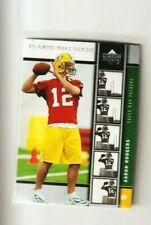 AARON RODGERS ROOKIE 2005 UPPER DECK NFL PLAYERS ROOKIE PREMIERE RC G.B PACKERS