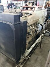Cummins Ind335bc3 Big Cam Diesel Ge Dc Generator Genset 557mw