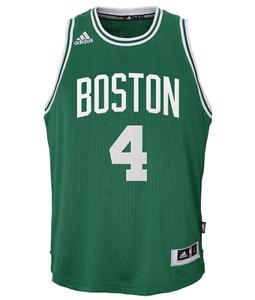 Adidas NBA Youth (8-20) Boston Celtics Isaiah Thomas #4 Swingman Road Jersey