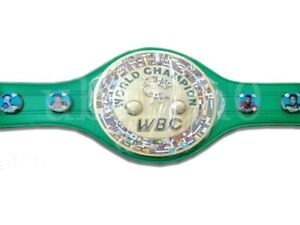 WBC Boxing Champion Ship Belt Adult size  without case