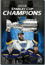 2019 Stanley Cup Champions (REGION 1 DVD New)