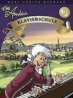 Little Amadeus Klavierschule 2 - Hans-Günter Heumann - 9783865434425 PORTOFREI