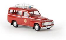 "Brekina 29311 - 1/87 VOLVO Duo Combi ""pompiers"" TD-Neuf"