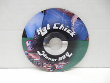 Hot Chick Stoner BBQ DVD NO CASE Fatso Jetson Drunk Horse Trans Am Suplecs