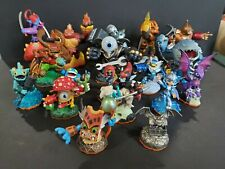 Skylanders Giants Figures Large Lot  18 Characters with Game and Portal Wii EUC.