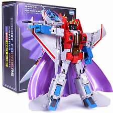 Transformers Masterpiece MP11 Starscream G1 Leader Class Action /Figures