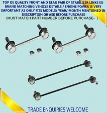 VOLVO S80 Mk1 Anti Roll Bar Link Front Left or Right 2.5 2.5D 99 to 06 KeyParts